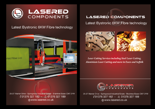 Lasered Components Marketing collateral  Draft # 10 by musammim97