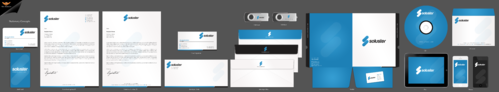 Next step after logo design Business Cards and Stationery  Draft # 247 by einsanimation