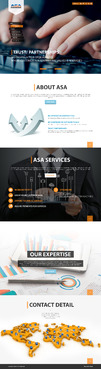 Marketing site Web Design  Draft # 53 by iLibartITServices