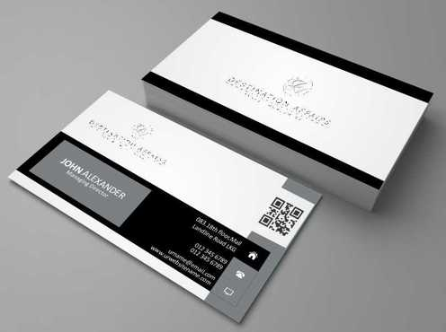 Destination Affairs, Inc. - Travel Worldwide Business Cards and Stationery  Draft # 343 by Dawson
