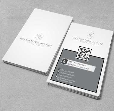 Destination Affairs, Inc. - Travel Worldwide Business Cards and Stationery  Draft # 344 by Dawson