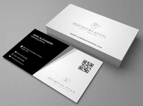 Destination Affairs, Inc. - Travel Worldwide Business Cards and Stationery  Draft # 349 by Dawson