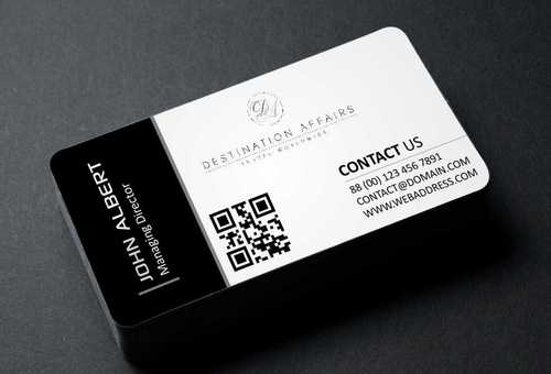 Destination Affairs, Inc. - Travel Worldwide Business Cards and Stationery  Draft # 351 by Dawson