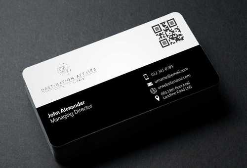 Destination Affairs, Inc. - Travel Worldwide Business Cards and Stationery  Draft # 359 by Dawson