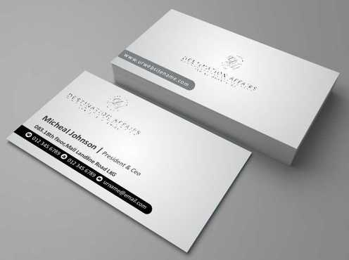 Destination Affairs, Inc. - Travel Worldwide Business Cards and Stationery  Draft # 360 by Dawson