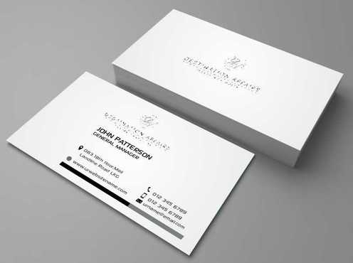 Destination Affairs, Inc. - Travel Worldwide Business Cards and Stationery  Draft # 362 by Dawson