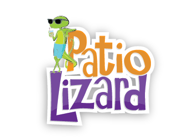 Patio Lizard A Logo, Monogram, or Icon  Draft # 13 by jeremymessent