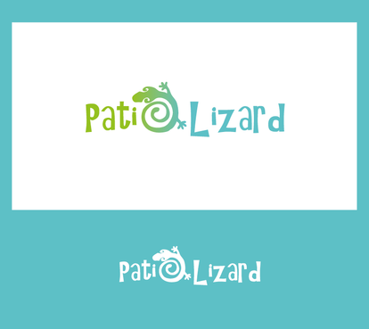 Patio Lizard A Logo, Monogram, or Icon  Draft # 14 by studio88