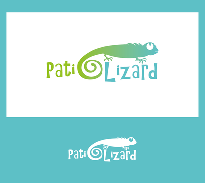 Patio Lizard A Logo, Monogram, or Icon  Draft # 16 by studio88
