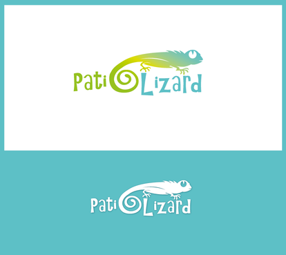 Patio Lizard A Logo, Monogram, or Icon  Draft # 17 by studio88
