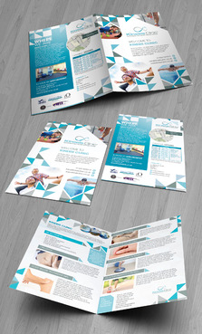 Kinesis Clinic brochure redesign
