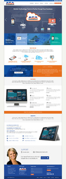 Marketing site Web Design  Draft # 107 by pivotal