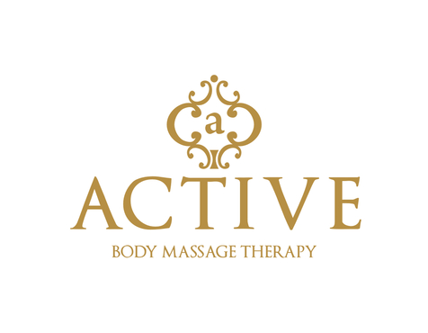 Active Body Massage Therapy A Logo, Monogram, or Icon  Draft # 14 by rifqueiza