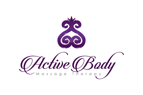 Active Body Massage Therapy A Logo, Monogram, or Icon  Draft # 21 by giddycardenas
