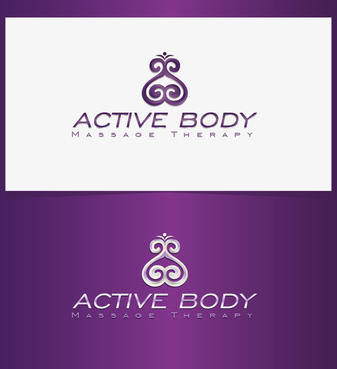 Active Body Massage Therapy A Logo, Monogram, or Icon  Draft # 22 by studio88
