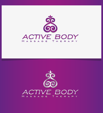 Active Body Massage Therapy A Logo, Monogram, or Icon  Draft # 27 by studio88