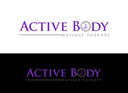 Active Body Massage Therapy A Logo, Monogram, or Icon  Draft # 33 by jonsmth620