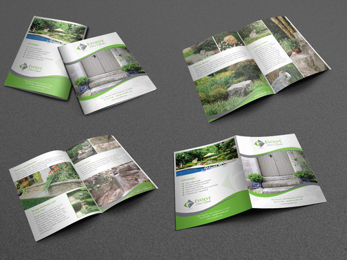 Evolve Home & Garden Marketing collateral  Draft # 15 by Achiver