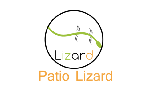 Patio Lizard A Logo, Monogram, or Icon  Draft # 33 by mazherali