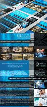 Flyer for Referring Doctors Marketing collateral  Draft # 43 by adizzz