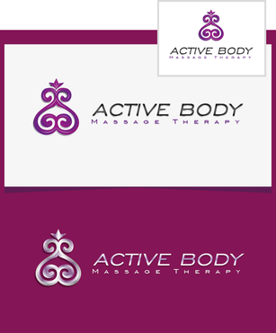 Active Body Massage Therapy A Logo, Monogram, or Icon  Draft # 52 by studio88