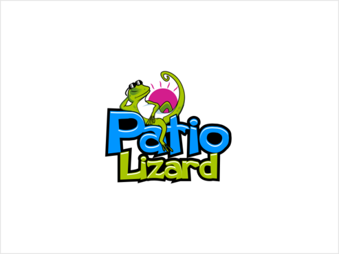 Patio Lizard A Logo, Monogram, or Icon  Draft # 35 by thebullet