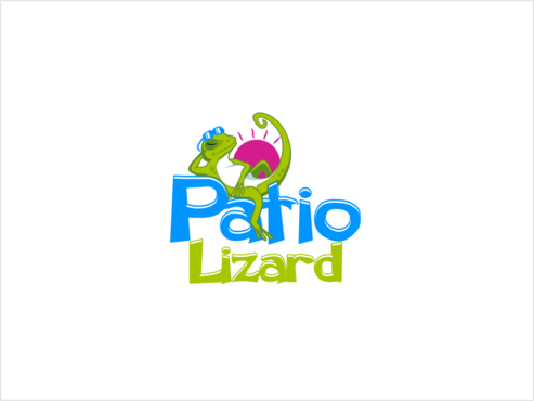 Patio Lizard A Logo, Monogram, or Icon  Draft # 37 by thebullet