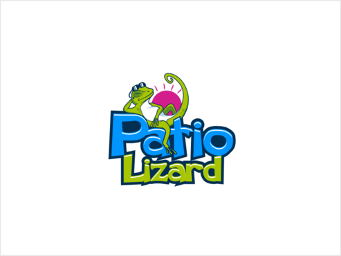 Patio Lizard A Logo, Monogram, or Icon  Draft # 39 by thebullet