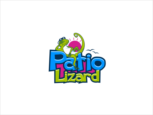 Patio Lizard A Logo, Monogram, or Icon  Draft # 40 by thebullet