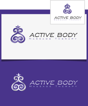 Active Body Massage Therapy A Logo, Monogram, or Icon  Draft # 70 by studio88