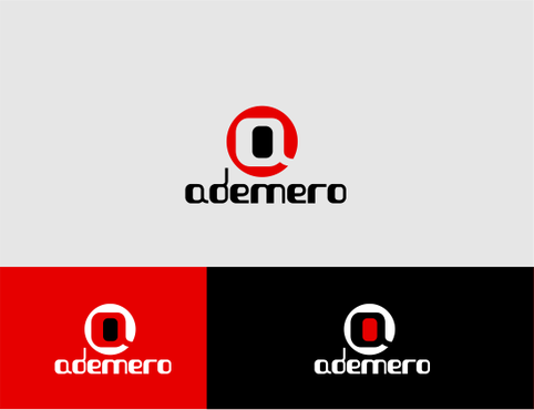 Ademero A Logo, Monogram, or Icon  Draft # 736 by odc69