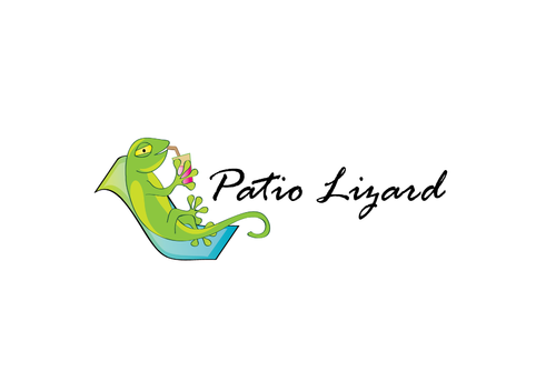 Patio Lizard A Logo, Monogram, or Icon  Draft # 43 by JoseLuiz
