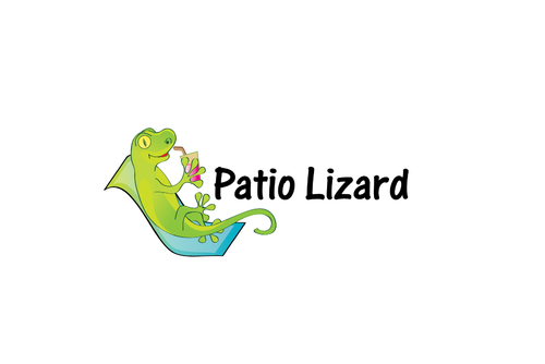 Patio Lizard A Logo, Monogram, or Icon  Draft # 44 by JoseLuiz