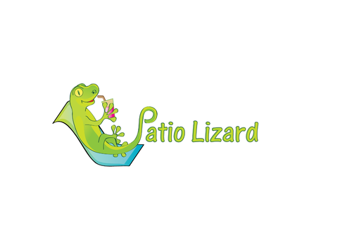 Patio Lizard A Logo, Monogram, or Icon  Draft # 45 by JoseLuiz