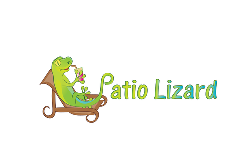 Patio Lizard A Logo, Monogram, or Icon  Draft # 46 by JoseLuiz