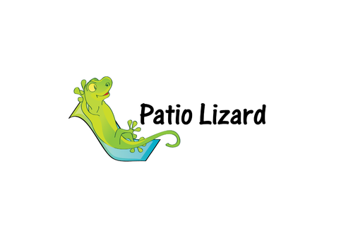 Patio Lizard A Logo, Monogram, or Icon  Draft # 47 by JoseLuiz