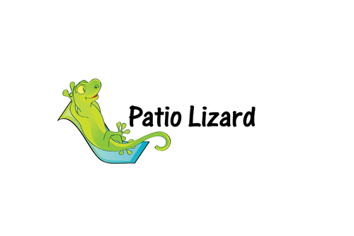 Patio Lizard A Logo, Monogram, or Icon  Draft # 48 by JoseLuiz