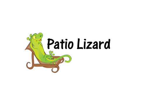 Patio Lizard A Logo, Monogram, or Icon  Draft # 49 by JoseLuiz