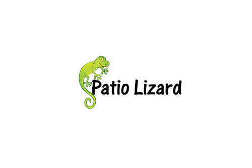Patio Lizard A Logo, Monogram, or Icon  Draft # 51 by JoseLuiz