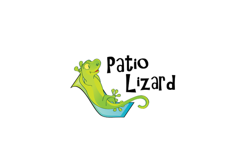 Patio Lizard A Logo, Monogram, or Icon  Draft # 53 by JoseLuiz