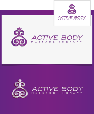 Active Body Massage Therapy A Logo, Monogram, or Icon  Draft # 81 by studio88