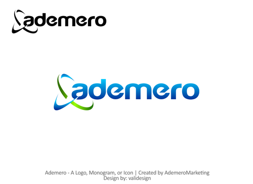 Ademero A Logo, Monogram, or Icon  Draft # 764 by validesign