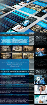 Flyer for Referring Doctors Marketing collateral  Draft # 49 by adizzz