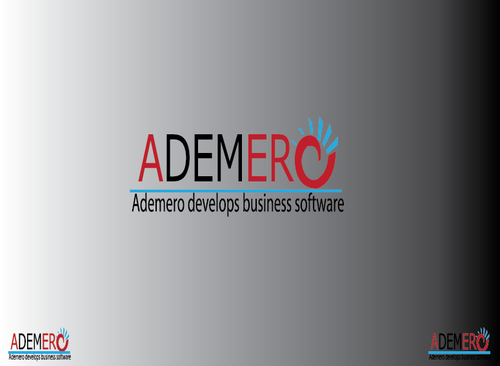 Ademero A Logo, Monogram, or Icon  Draft # 813 by janinio