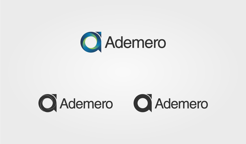 Ademero A Logo, Monogram, or Icon  Draft # 817 by Alzam