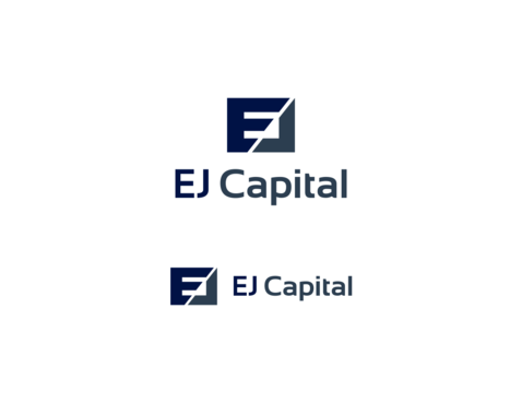 EJ Capital A Logo, Monogram, or Icon  Draft # 107 by Dylan