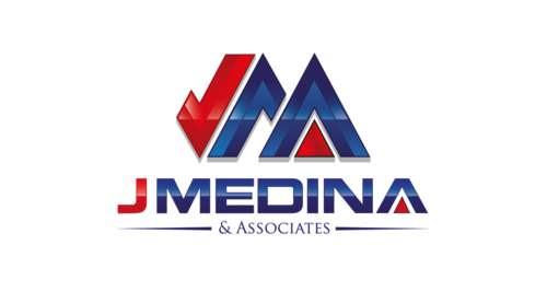 J Medina & Associates Logo Winning Design by anijams
