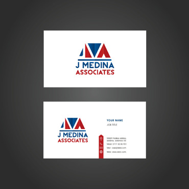 J Medina & Associates A Logo, Monogram, or Icon  Draft # 1269 by digitalkoala