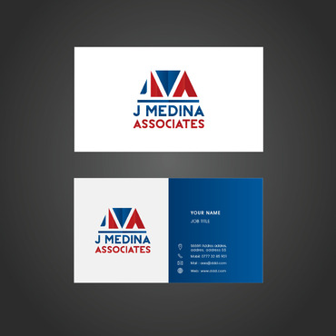 J Medina & Associates A Logo, Monogram, or Icon  Draft # 1270 by digitalkoala