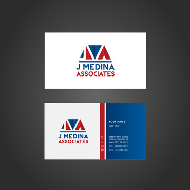 J Medina & Associates A Logo, Monogram, or Icon  Draft # 1272 by digitalkoala
